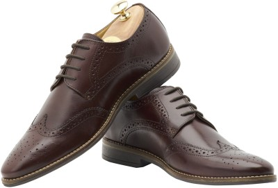 Brent Shoes Lace Up