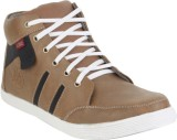 Lime Boat Shoes (Brown)