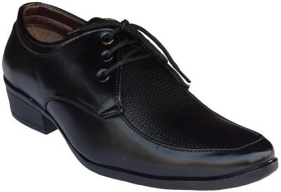 Jk Port Jkp018blk Lace Up Shoes