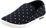 Maxis NT-6122 Mocassins Canvas Shoes (Bl...