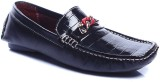 Haroads Casuals Loafers (Black)