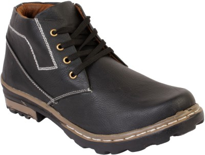 Gato Hardy Black Boots Boots