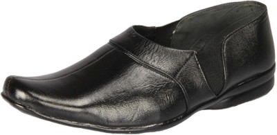 HIDEKRAFT Genuine Leather Formal Shoes Slip On