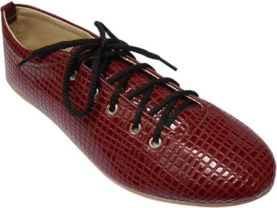 Soldado Maroon Casual Shoes