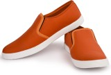 Musk Duck shoes Loafers (Orange)