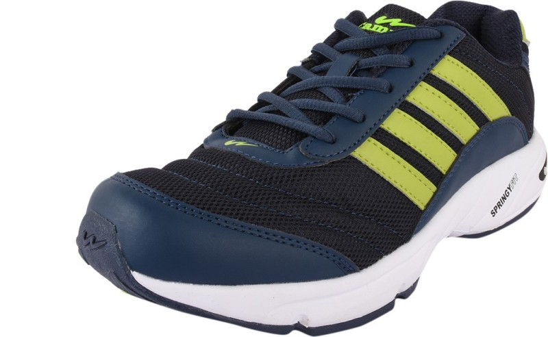 Campus ANTRO 3 Running ShoesBlue Green SHOEHQPWD2GF2Z7H