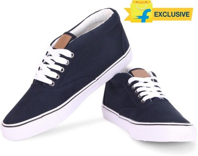 Lotto Aaron mid Canvas Shoes