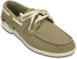 Crocs Beach Line Lace-up M Boat Shoe