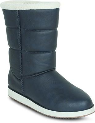 Get Glamr Designer Uggy Boots(Blue)