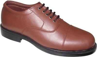 Zikrak Exim Stylish Genuine Leather Lace Up