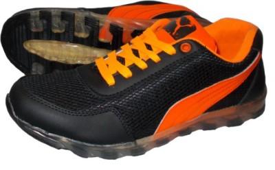 BlackBull Black Bull Art 086 Orange Sports Running Shoes