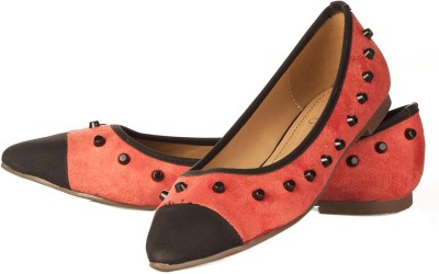 Vero Couture Studded Flat Bellies