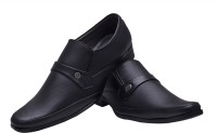 Azzaro Black Burdy Slip On Shoes
