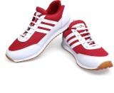 Andrew Scott Red-White Running Shoes (Re...