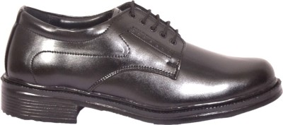 Limerence Plain Lace Up Shoes
