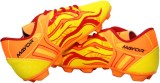 Mayor Fiero Football Shoes (Yellow, Red)