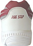 Fine Step Casual Shoes (Grey)