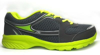 RCI Gren and Grey Mens Running Shoes