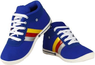 Vivaan Footwear Blue-141 Sneakers