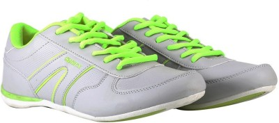 Sparx Running Shoes(Grey, Green) at flipkart