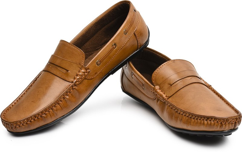 ROOD Loafers(Tan)