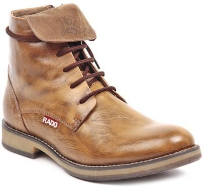 Richfield Rado Ragism Long Teak Boots