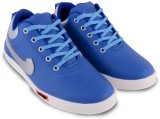 Vogue Stack Sneakers (Blue)
