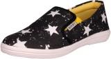 JK Port Men New Canvas Casual Loafers (B...