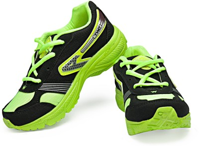 TOUCHWOOD Tyro 6 Green Sports Running Shoes