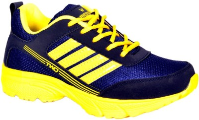 Twd Eva 021 Navy Yellow Running Shoes