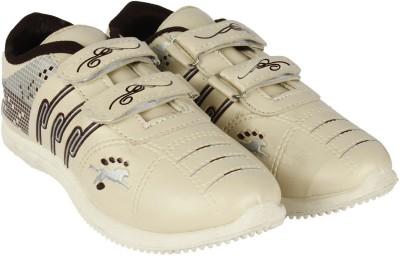 Bersache TAN-172 Running Shoes(Tan)