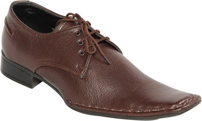 Swagger Leather Lace Up Shoes