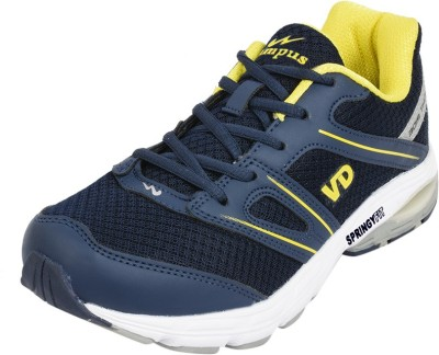 Campus VEEDEE Running Shoes(Blue, Yellow)