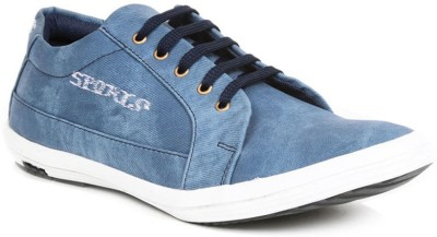 Kohinoor Blue Casual Shoes