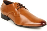 Kosher Extra Comfart Lace Up Shoes (Tan)