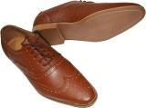 Stride Zest Lace Up Shoes (Tan)