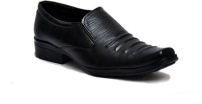 Shoe Mate Black Party Wear Shoes