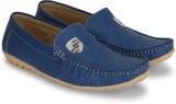 Kenamin Loafers (Blue)