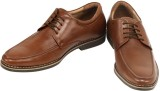 Ajanta Imperio Lace Up Shoes (Brown)