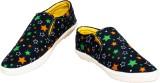 Prakum Canvas Shoes (Black)