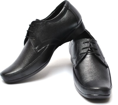 Seamax Genuine Leather shoes Lace Up