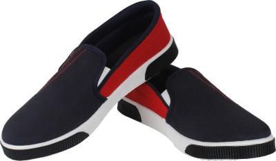 Vivaan Footwear Blue-133 Casual Shoes