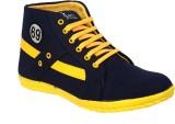 Vajazzle Sneakers (Blue, Yellow)