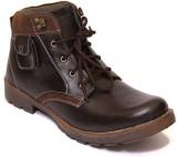 KIK Boots (Brown)