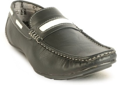 Calaso 202 Black Loafers