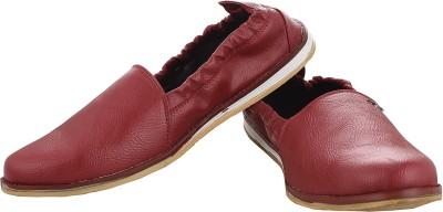 Kali Re1054Maroon Loafers