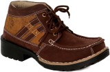 Shadow Wood Outdoor Shoes (Brown)
