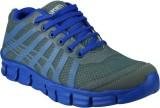 Azazo Running Shoes (Grey, Blue)