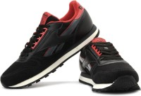 Reebok Classics Leather Retro Lp Sneakers(Red, Black, Grey)