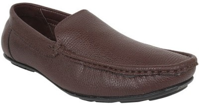 Firemark 2121 Brown Loafers